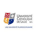 Logo de l'Université Catholique de Lille partenaire adrinord