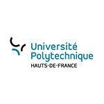 Logo de l'Université Polytechnique Hauts de france partenaire adrinord