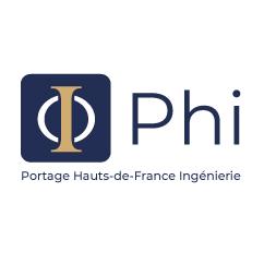 logo Phi, le portage salarial d'ADRINORD